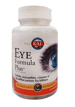 KAL Eye Formula Plus, 60 tab.