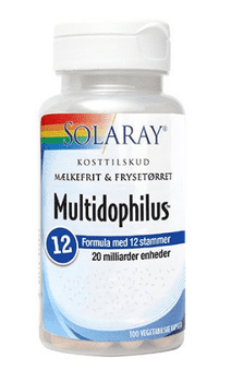 Solaray Multidophilus 12, 100 kap.