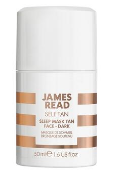 James Read SLEEP MASK TAN FACE GO DARKER, 50 ml.