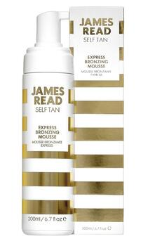 James Read EXPRESS BRONZING MOUSSE, 200 ml.