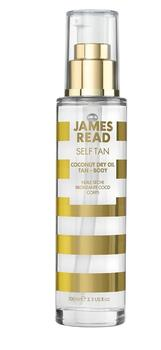 James Read COCONUT DRY OIL, 100 ml.