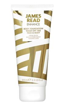 James Read BODY FOUNDATION WASH OFF TAN, 100 ml.