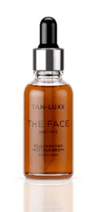 TAN-LUXE THE FACE ANTI-AGE Medium/Dark