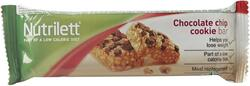 Nutrilett Chocolate Chip Cookie Bar, 20 x  60g.