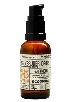 Ecooking Selvbruner Drops, 30ml.