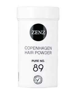 Zenz Organic Hair Powder CPH No. 89 Pure, 10 g.