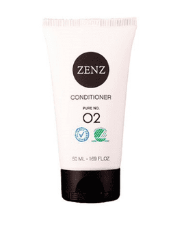 Zenz Organic Hair styling mousse No.91 Pure ORANGE, 200 ml.