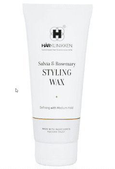 Hårklinikken Styling Wax, 100 ml.