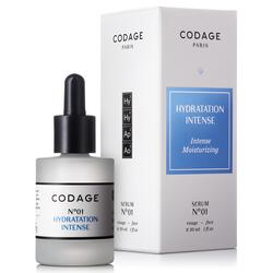 Codage Serum No.1 Intense Moisturizing, 30 ml.