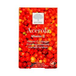 New Nordic Acerola, 30 tab / 27,30 g