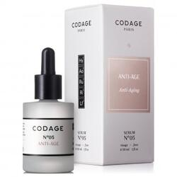 Codage Serum No.5 Anti Aging, 30 ml.