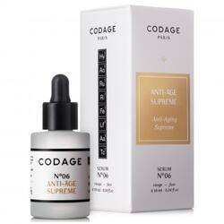 Codage Serum No.6 Anti Aging Supreme, 10 ml.