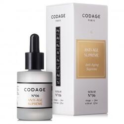 Codage Serum No.6 Anti Aging Supreme, 30 ml.
