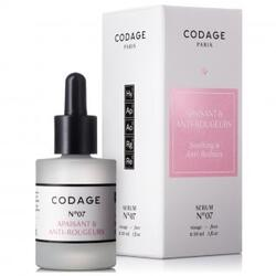 Codage Serum No.7 Soothing & Anti Redness, 30 ml.