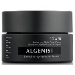 Algenist Power Recharging Night Pressed Serum, 60 ml.