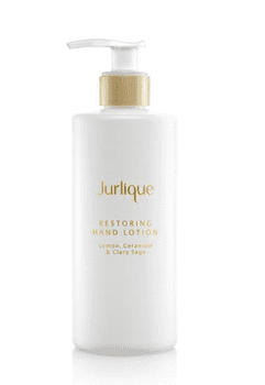 Jurlique Restoring Hand Lotion - Lemon, Geranium & Clary Sage, 300 ml.