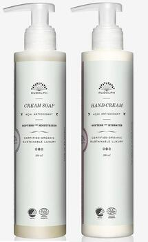 Rudolph Care Acai Hand Cream & Cream Soap Duo Pack, 2x200ml.