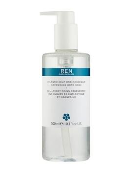 REN Skincare Atlantic Kelp Energising Hand Wash, 300 ml.