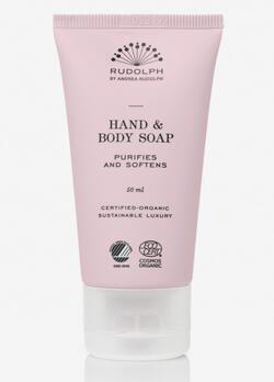 Rudolph Care Acai Hand & Body Soap, 50 ml.