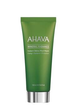 AHAVA Mineral Radiance Detox Mud Mask, 100 ml.