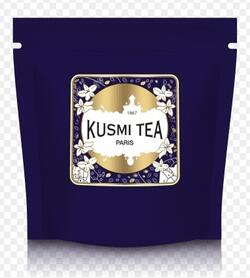 Kusmi Tea Paris Black Tea Vanille, 100g