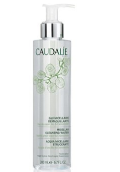 Caudalie Micellar Cleansing Water, 200 ml.