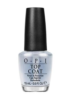 OPI Top Coat, 15 ml.