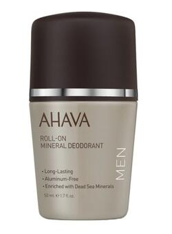 AHAVA Mineral Roll-On Deodorant Man, 50 ml.