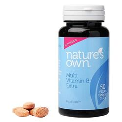 Natures Own Multi Vitamin B Extra