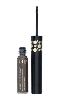 IDUN Minerals Perfect Eyebrows Browgel Dark, 5,5 ml.