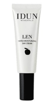 IDUN Minerals Tinted Day Cream Len Light/Medium, 50 ml.