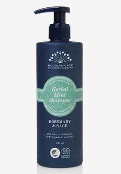 Rudolph Care Herbal Mint Shampoo LTD, 390ml.