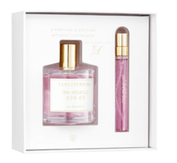 Zarkoperfume Twin Set 19 PINK MOLéCULE, 100 ml + 10 ml.