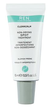 REN Clearcalm Non-drying Spot Treatment, 15 ml.