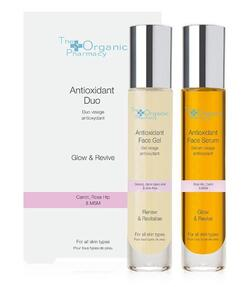 The Organic Pharmacy - Antioxidant Duo, 2x35ml.