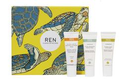 REN Skincare Clean Mask Trio 3x15 ml (Ltd Edition)