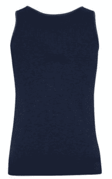 Bella Beluga Jackie Top, Navy