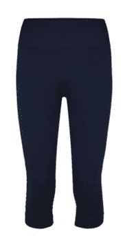 Bella Beluga Classic Tights 3/4, Navy