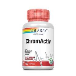 Solaray ChromActiv, 100 kap.
