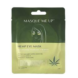 Masque Me Up: Hemp Eye Mask