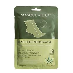 Masque Me Up: Hemp Foot Peeling Mask