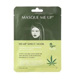 Masque Me Up: Hemp Sheet Mask
