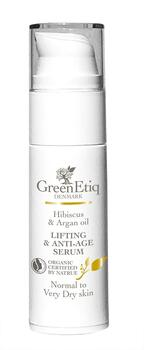 GreenEtiq Lifting & AntiAge Serum All Skin Types, 30ml.