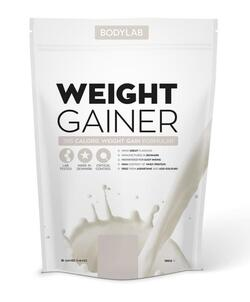 Bodylab Weight Gainer Strawberry Milkshake, 1,5kg.