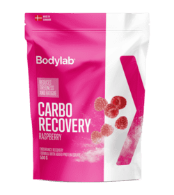 Bodylab Carbo Recovery Raspberry, 500g.