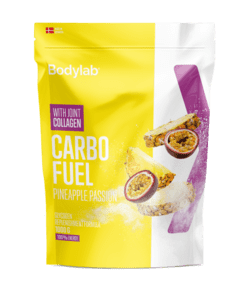 Bodylab Carbo Fuel Pineapple Passion, 1kg.