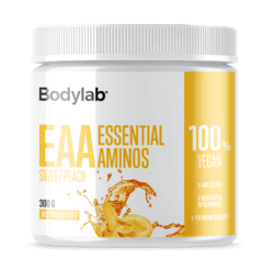 Bodylab EAA Sweet Peach, 300g.
