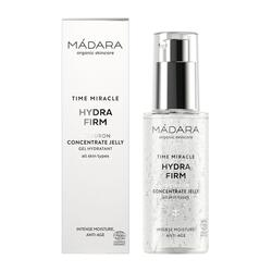 MÁDARA Time Miracle Hydra Firm Hyaluron Concentrate Jelly, 75 ml.