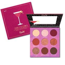 RUDE Cosmetics Cocktail Party - 9 Eyeshadow Palette - The Cosmo