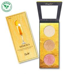 RUDE Cosmetics Cocktail Party - Highlight/Eyeshadow Palette - Mimosa